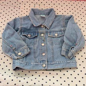 Old Navy 2T Jean jacket